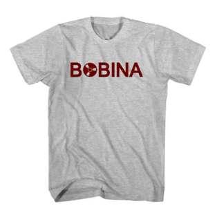 T-Shirt Bobina Men Women Tee by Ardamus.com Merchandise