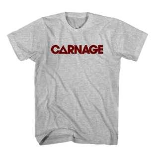 T-Shirt Carnage Men Women Tee by Ardamus.com Merchandise