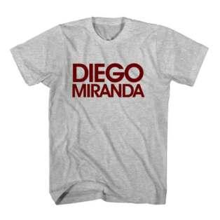 T-Shirt Diego Miranda Men Women Tee by Ardamus.com Merchandise