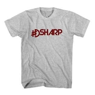 T-Shirt DSHARP Men Women Tee by Ardamus.com Merchandise