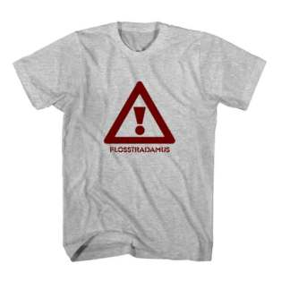 T-Shirt Flosstradamus Logo Men Women Tee by Ardamus.com Merchandise