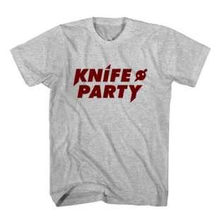 T-Shirt Knife Party Men Women Tee by Ardamus.com Merchandise
