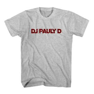 T-Shirt Pauly D Men Women Tee by Ardamus.com Merchandise