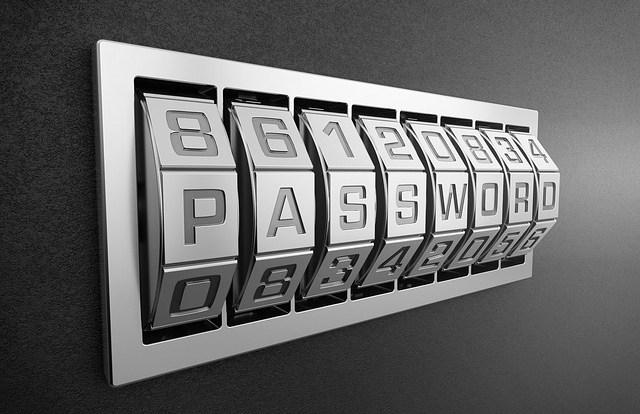cara membuat password