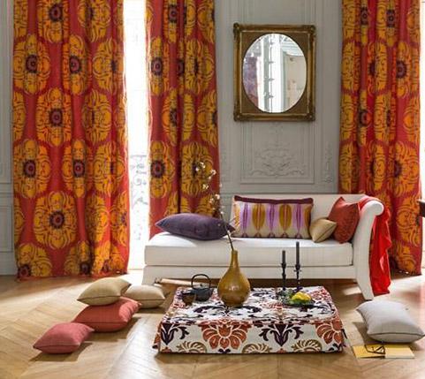 pose de voilages et rideaux a domicile