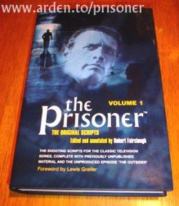 the prisoner original scripts