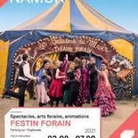 """""""Festin Forain"""", à la citadelle de namur, du 02 au 07 AOût"""