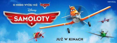 Samoloty 2013 Disney Pixar