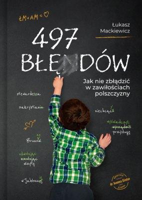 497 błędów okładka