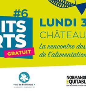 """6ème édition  """" Rencontre des circuits courts """" lundi 30 mars Château de Bénouville"""