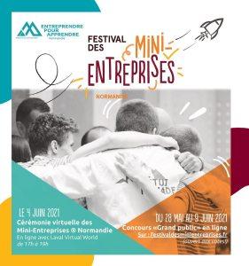 Festival des Mini Entreprises : découvrez les projets accompagnés !