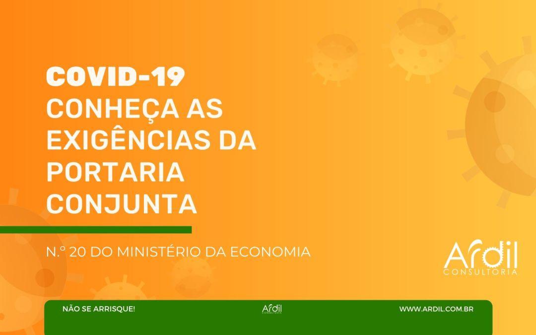 SUA EMPRESA ESTA PREPARADA PARA ATENDER AS MEDIDAS DE PREVENÇÃO AO COVID-19