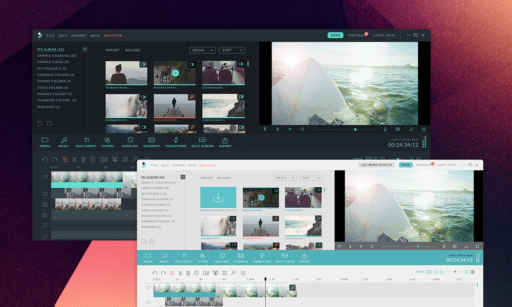 Wondershare filmora 8 complete effect packs mac | Wondershare