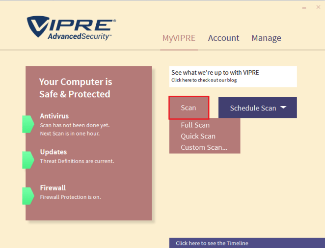 VIPRE Advanced Security