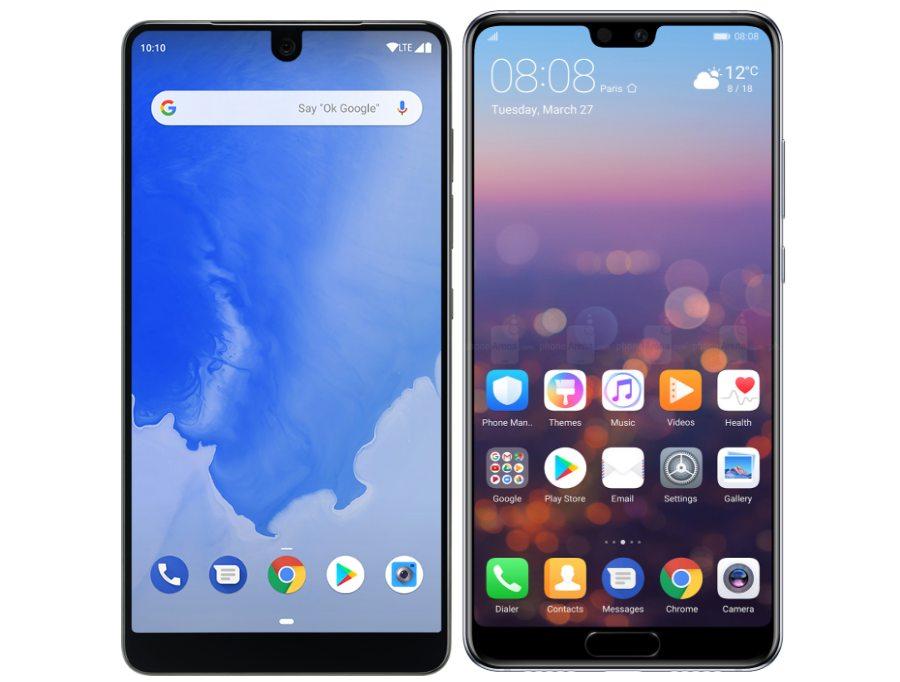 Móviles compatibles con Android 9 Pie