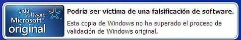 Windows XP no original