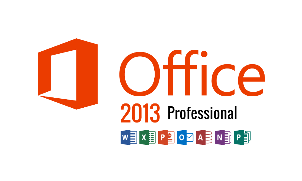 Microsoft Office 2013 Professional ISO