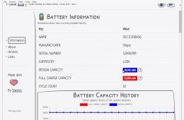 Powir software monitoreo batería Windows monitorear batería
