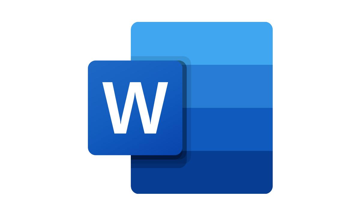 Microsoft Word 2019