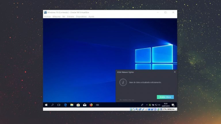 Instalar Windows 10 en una máquina virtual