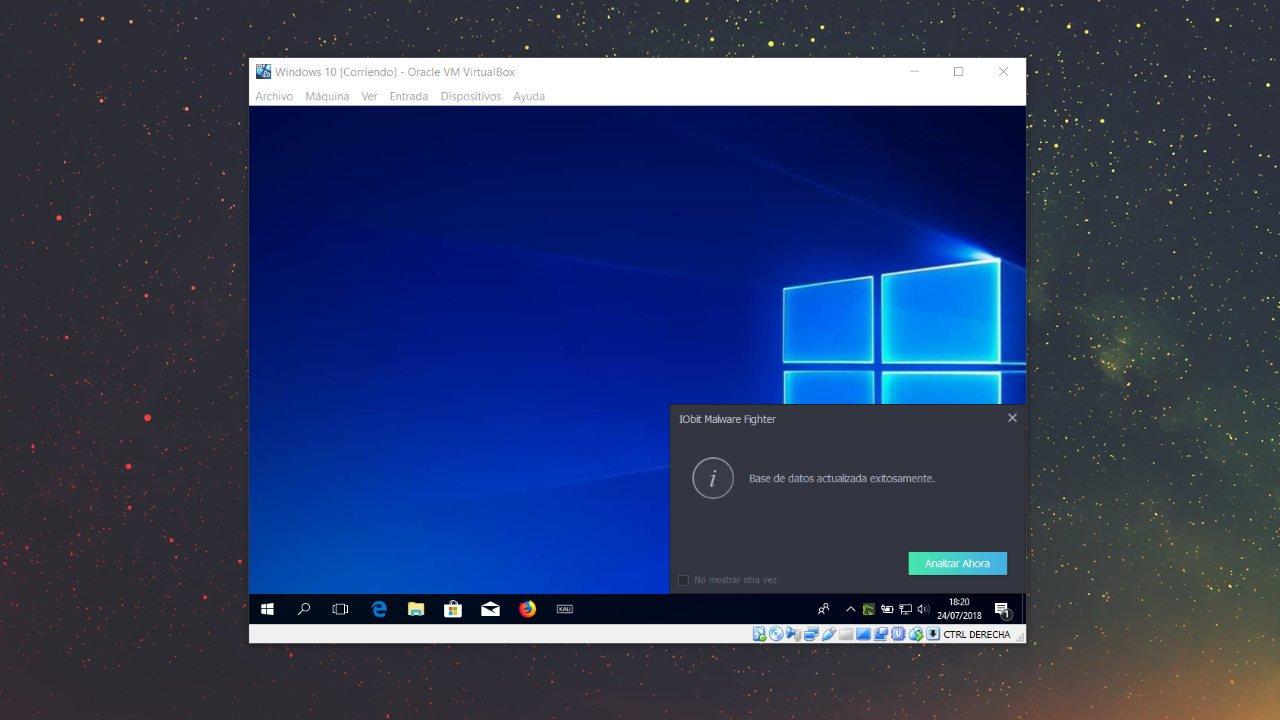 Instalar Windows 10 en una máquina virtual