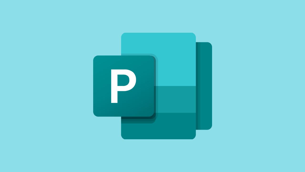 Microsoft Publisher