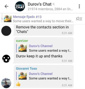 Grupos de discusión para canales