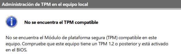TPM 2.0 Windows 11
