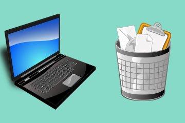 Cómo recuperar archivos borrados de la papelera