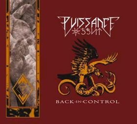 PUISSANCE - Back In Control DigipakCD