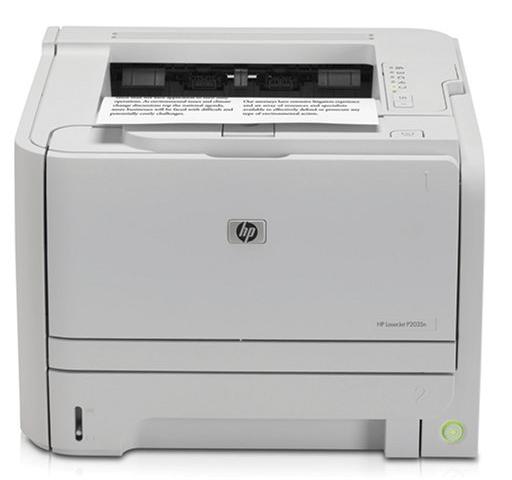 تحميل تعريف Hp Laserjet P2035n الطباعة والماسح الضوئى مجانا