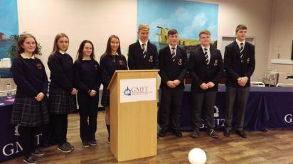 German Debating team (2)