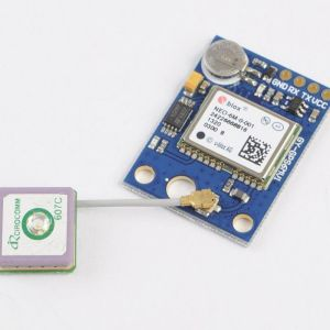 GPS APM2.5 NEO-6M Modulo, with the EEPROM save the data, the built-in active antenna
