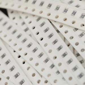 0805 resistor Kits,150R-3.6K,10 Pezzi of 28kinds: 150 180 200 220 240 270 300 330 360 390 430 470 510 620 680 750 820 910 1K 1.2