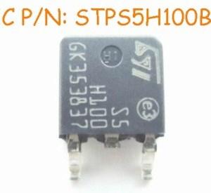 STPS5H100B IC Circuiti Integrati
