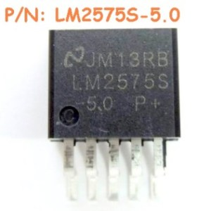 4 Pezzi LM2575S-5.0 IC Circuiti Integrati