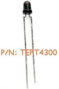 4 Pezzi TEFT4300 IC Circuiti Integrati