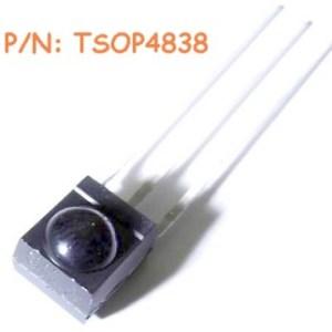 3 Pezzi TSOP4838 IC Circuiti Integrati