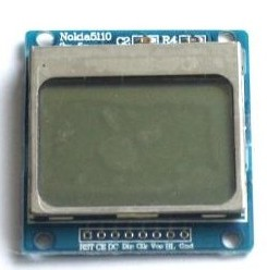Nokia 5110 LCD (blue Schermo) LCD Modulo
