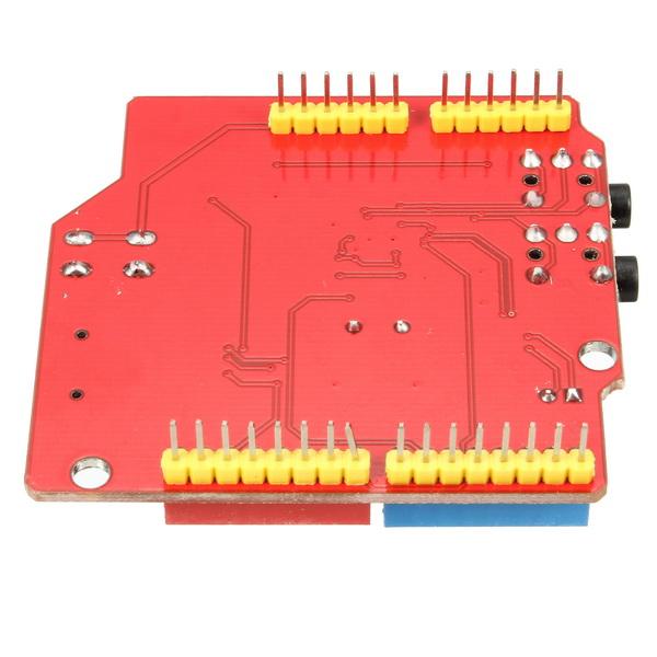 VS1053 Modulo MP3 shield con TF Micro SD card slot riproduzione registrazione audio per Arduino