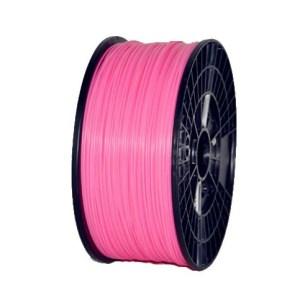PLA 3.00mm 1KG 3D printer consumables pink HIGH QUALITY GARANTITA SU MAKERBOT, MULTIMAKER, ULTIMAKER, REPRAP, PRUSA