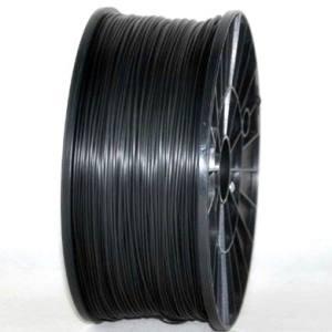 ABS 1.75mm 1KG 3D printer consumables black HIGH QUALITY GARANTITA SU MAKERBOT, MULTIMAKER, ULTIMAKER, REPRAP, PRUSA