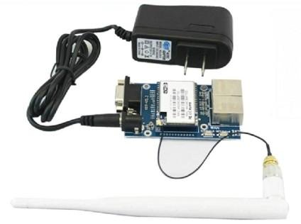 HLK-RM04 Embedded UART-ETH-WIFI Router Development Kit