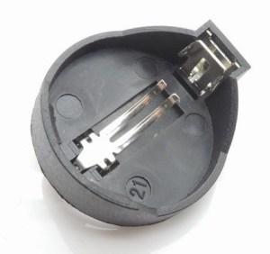 5 Pezzi CR2032 Batteria Socket
