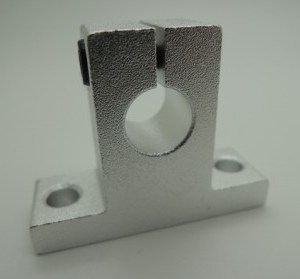 SK10 Vertical axis bracket support base
