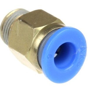 3mm 3D Printer J-Head Remote Feeding Tube Fittings
