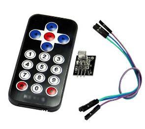 H002 Infrarossi Wireless Controllo Remoto Kits per Arduino Raspberry pi