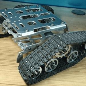 TK001 Carro Armato Telaio, Wali Telaio, crawler Telaio, smart car, robot Telaio
