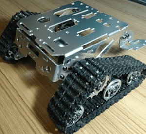 TK006 Carro Armato Telaio With Triangle Track