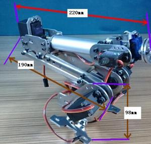 TK010 6 Dof Manipulator